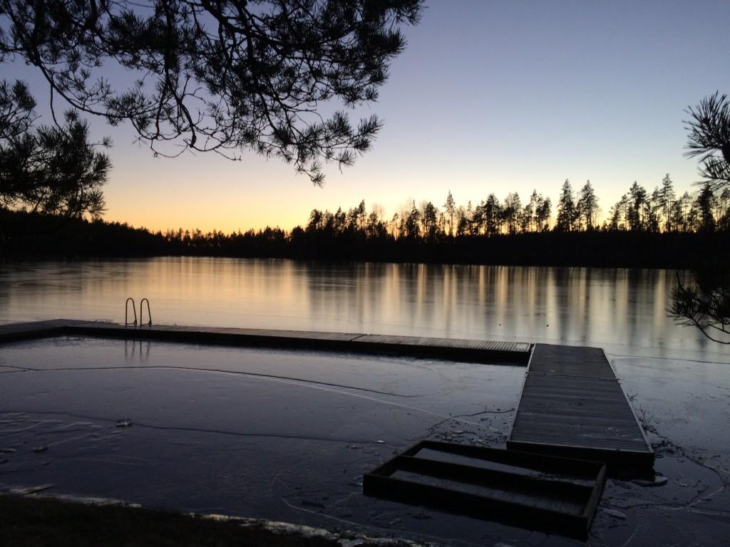Sjön Långegöl
